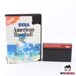 American Baseball (SEGA Master System)