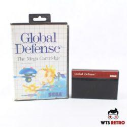 Global Defense (SEGA Master System)