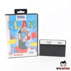 Klax (SEGA Master System)