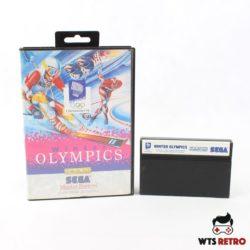 Winter Olympics: Lillehammer '94 (SEGA Master System)