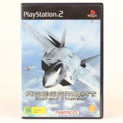 Ace Combat: Distant Thunder (PS2)