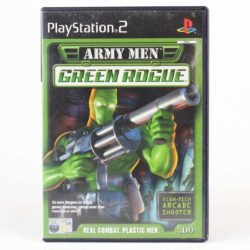 Army Men: Green Rogue (PS2)
