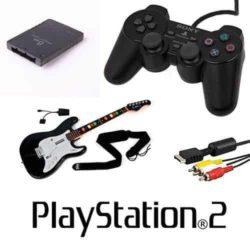 PS2 Tilbehør