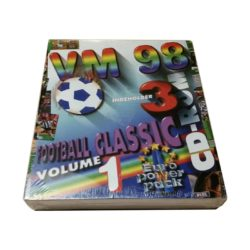 VM 98 - Football Classic Vol 1 (PC Big Box)