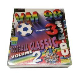 VM 98 - Football Classic Vol 2 (PC Big Box)