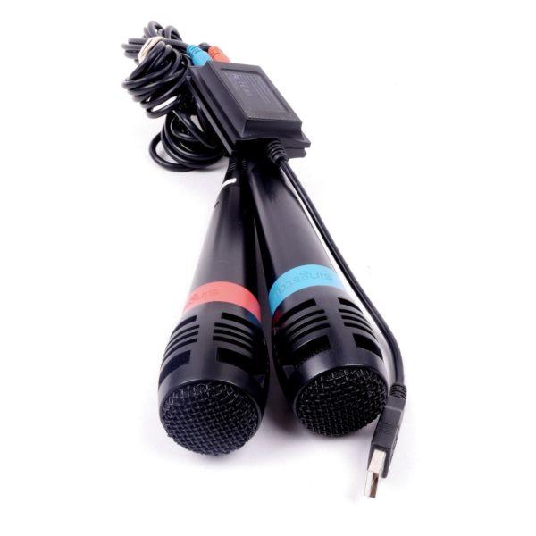 SingStar mikrofoner (PS2/PS3)