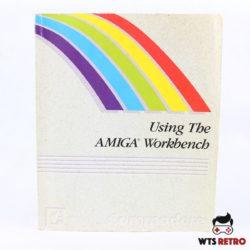 Using the AMIGA Workbench (Engelsk udgave)