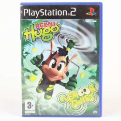 Agent Hugo: Lemoon Twist (Playstation 2)