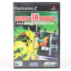 18 Wheeler: American Pro Trucker (PS2)