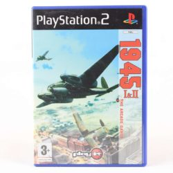1945 I & II: The Arcade Games (PS2)