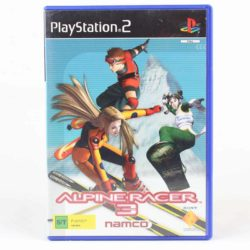 Alpine Racer 3 (Playstation 2)