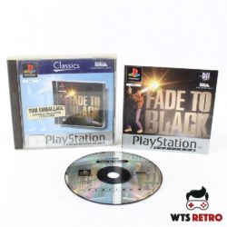 Fade to Black (PS1 - Platinum)