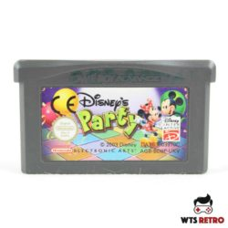Disney's Party (Game Boy Advance - GBA)