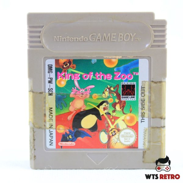 King of the Zoo (Nintendo Game Boy - SCN)
