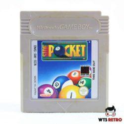 Side Pocket (Game Boy - SCN)