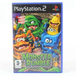 Buzz! Junior: Monster Rumble (Playstation 2)