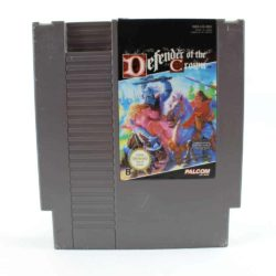 Defender of the Crown (Nintendo NES)