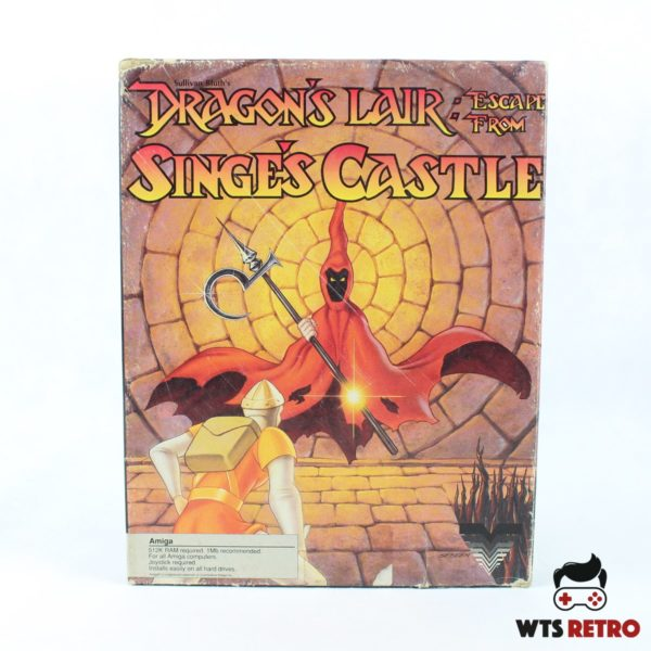 Dragon's Lair: Escape from Singe's Castle (Amiga)