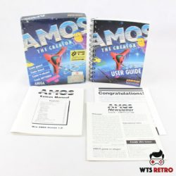 AMOS: The Creator Version 1.2 (Amiga)