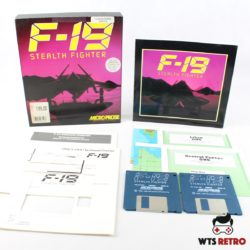F-19 Stealth Fighter (Amiga)