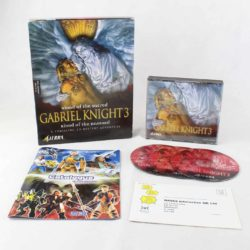 Gabriel Knight 3: Blood of the Sacred, Blood of the Damned (PC Big Box)
