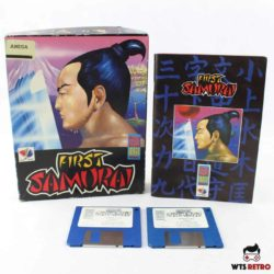 First Samurai (Amiga)