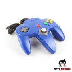 Nintendo 64 Controller - Blå