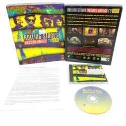 Rolling Stones Voodoo Lounge CD-ROM (PC Big Box, 1995)