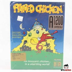Alfred Chicken (Amiga - Sealed)