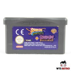 Scooby-Doo and the Cyber Chase + Scooby-Doo: Mystery Mayhem (Game Boy Advance)