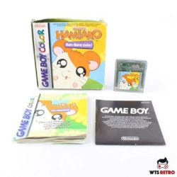 Hamtaro: Ham-Hams Unite! (Game Boy Color - Boxed)