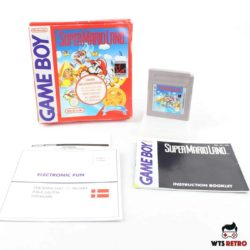 Super Mario Land (Game Boy - Boxed - SCN)