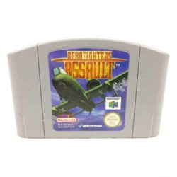 AeroFighters Assault (Nintendo 64, EUR)
