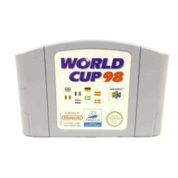World Cup 98 (Nintendo 64, EUR)