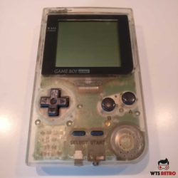 Game Boy Pocket (Clear)