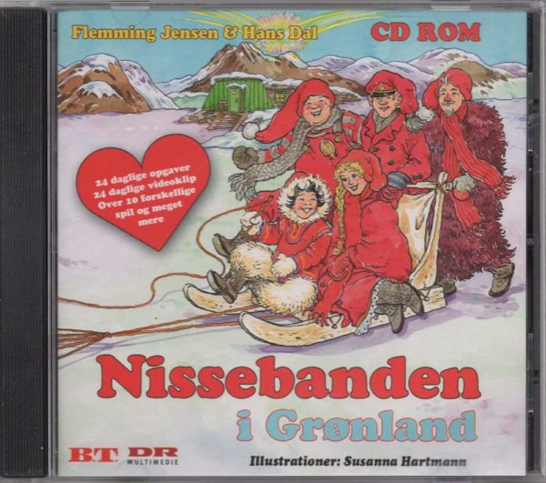 Nissebanden i Grønland (PC)