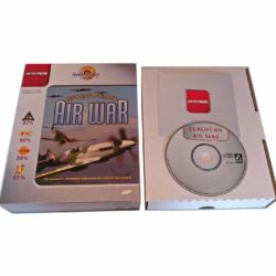 European Air War (PC Big Box, 1998, MicroProse)