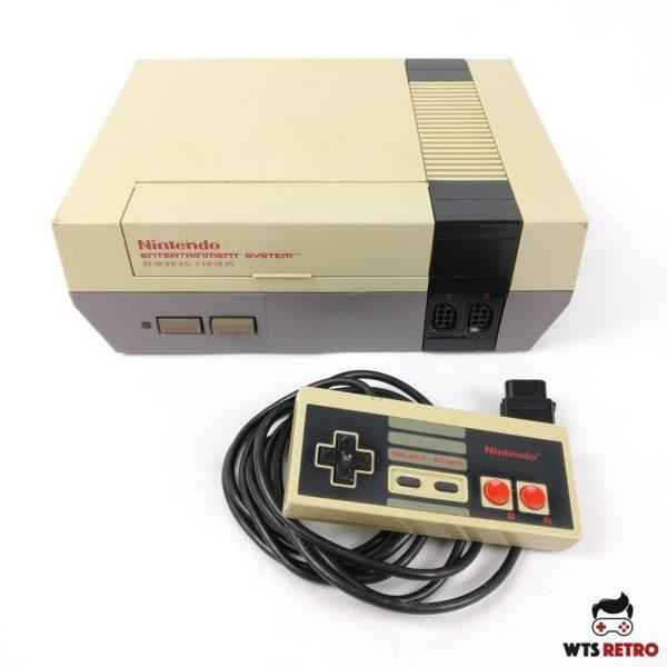 Nintendo NES m. 1 gamepad (SCN)
