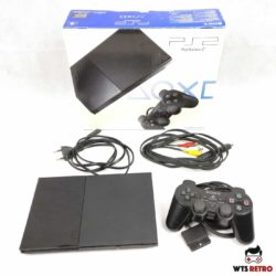 Playstation 2 Slimline (Boxed - SCPH-90004)