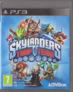 Skylanders: Trap Team (Playstation 3 / PS3)