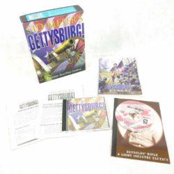 Sid Meiers Gettysburg! (PC Big Box, 1997, Firaxis Games East)