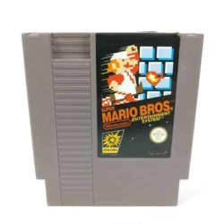 Super Mario Bros. (NES - FRA)