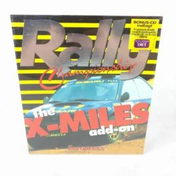 Rally Championship: The X-Miles add-on (PC Big Box)