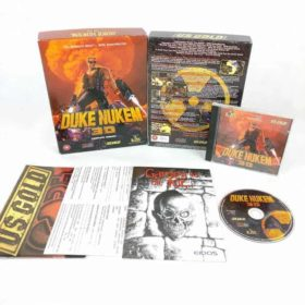 Duke Nukem 3D (PC Big Box)