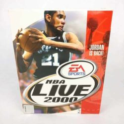 NBA Live 2000 (PC Big Box)