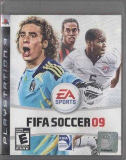 FIFA Soccer 09 (Playstation 3 / PS3)