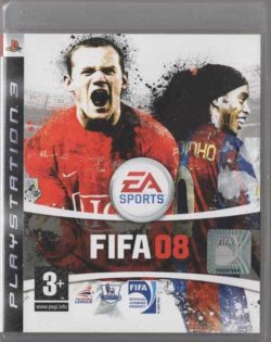FIFA 08 (Playstation 3 / PS3)