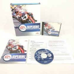 Superbike World Championship (PC Big Box, 1999, Milestone)