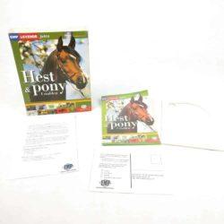 Hest & pony i stalden (PC Big Box)
