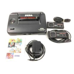 SEGA Master System II Konsol m. 2 Gamepads